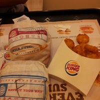 Photo taken at BURGER KING by Phee J. on 12/27/2012