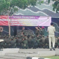 Photo taken at Bumi Marinir Cilandak, Jln.Cilandak KKO by Merry h. on 11/27/2013