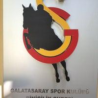 Photo taken at Galatasaray Atlı Spor Kulübü by Rahime Ö. on 6/1/2013