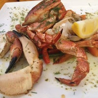 Photo taken at The Seafood Bar by Julia B. on 3/29/2013