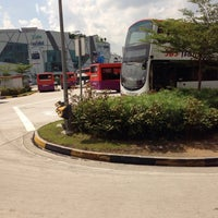 Photo taken at Jurong East Temporary Bus Interchange by £☻℃☻ r. on 10/1/2013