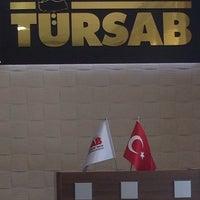 Photo taken at Türsab Avrupa B.Y.K. by Hamdi C. on 4/9/2014