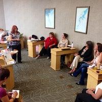 Photo taken at Avalon, an AVEDA Lifestyle Salon, Spa, Shop by Bonnie C. on 6/11/2014