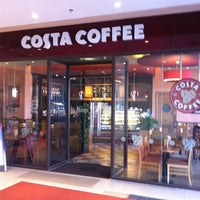 Photo taken at Costa Coffee (咖世家) by MJ L. on 3/10/2013