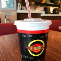 Photo taken at Fatburger by MJ L. on 4/25/2017