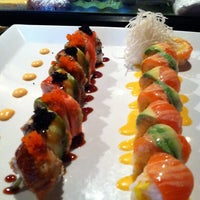 Photo taken at Sushi-O by Mary W. on 5/3/2013