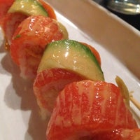 Photo taken at Sushi-O by Mary W. on 2/7/2014