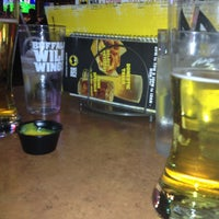 Photo taken at Buffalo Wild Wings by Abi L. on 2/19/2013