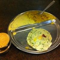 Photo taken at Vasudev Adiga's Foodline by Vinayak M. on 7/21/2013