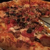 Photo taken at Brozinni Pizzeria by Douglas K. on 2/15/2015