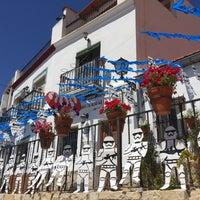 Photo taken at Barrio de Santa Cruz, Alicante by Carlos G. on 5/1/2016