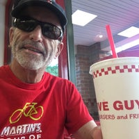 Photo taken at Five Guys by Ed M. on 6/20/2016