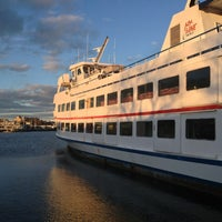 Photo taken at Hy-Line Cruises Ferry Terminal (Hyannis) by Greg H. on 3/23/2013