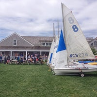 Photo taken at Great Harbor Yacht Club by Greg H. on 5/25/2014