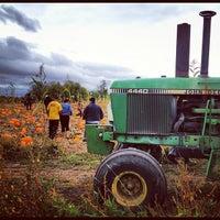 Photo taken at Kruger's Farm Market by Monty . on 10/14/2012