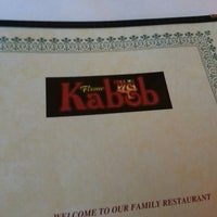 Photo taken at Flame Kabob by Jerusalem by Jaclyn S. on 4/3/2013