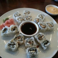 Photo taken at Sushi Katana by Jaclyn S. on 3/31/2013