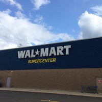 Photo taken at Walmart Supercenter by CanceledAccount P. on 7/9/2013