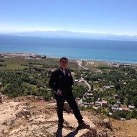 Photo taken at Seydi Baba Tepesi by Necdet B. on 9/26/2013