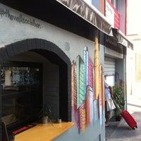 Photo taken at La Zona Social Bar by Ximo S. on 7/10/2014