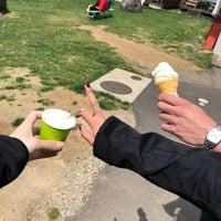 Photo taken at Nagato Farm by れれ on 4/30/2018