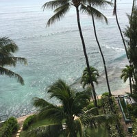Photo taken at Kaimana Beach Park by Mike A. on 3/10/2017