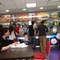 4/25/2013 tarihinde Mehmet G.ziyaretçi tarafından Burger King'de çekilen fotoğraf