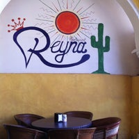 Photo taken at Restaurante Reyna by Marco V. on 2/23/2013
