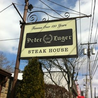 Photo taken at Peter Luger Steak House by Ivan C. on 3/14/2013