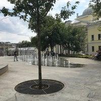 Photo taken at Парк «Горка» by Aleksandr A. on 6/30/2018