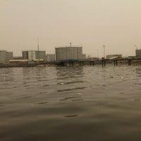 Photo taken at Pelabuhan Kayu Kalibaru by Muliadhy on 9/10/2013
