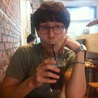 Photo taken at Hey Day by Min-gun C. on 10/21/2012