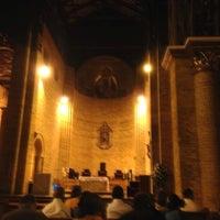 Photo taken at Catedral de Nuestra Señora de la Pobreza de Pereira by Jorge Alberto L. on 10/27/2013