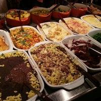Photo taken at Restaurante À Mineira by Abilio F. on 5/4/2013