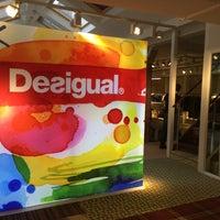 Photo taken at Desigual Paris Office by Zed D. on 3/14/2015