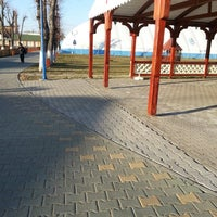 Photo taken at Bazin Targu Mures by Claudiu G. on 3/4/2013