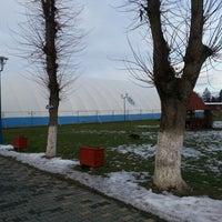 Photo taken at Bazin Targu Mures by Claudiu G. on 2/4/2013