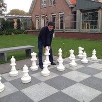 Photo taken at Golfbaan Tespelduyn by H@K@N U. on 11/8/2013