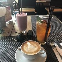 Photo taken at Café 8.98 by Julia M. on 3/16/2017