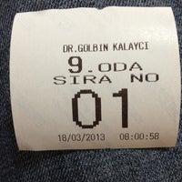 Photo taken at osmangazi saglik ocagi by Cem Ç. on 3/18/2013