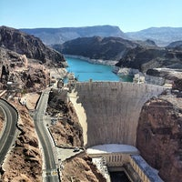 Photo taken at Hoover Dam by Kay P. on 6/19/2013