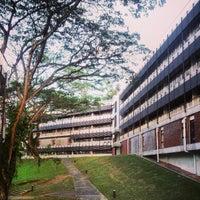 Photo taken at National University of Singapore (NUS) by Kay P. on 1/29/2013