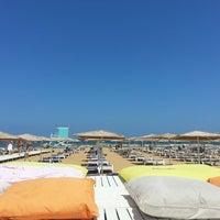 Photo taken at Suma Beach by Burçin A. on 8/8/2013