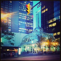 Photo taken at CF Pacific Centre by Ruxandra F. on 6/19/2013