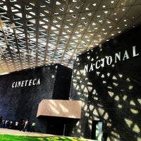 Photo prise au Cineteca Nacional par Angel C. le2/2/2013