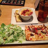 Photo taken at BJ's Restaurant and Brewhouse by Pete Z. on 10/1/2013