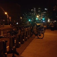Photo taken at Citi Bike Station by Nate F. on 9/17/2014