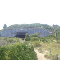 Photo taken at Fort Tilden National Park by Nate F. on 7/26/2014