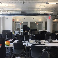 5/8/2018にNate F.がFoursquare HQで撮った写真