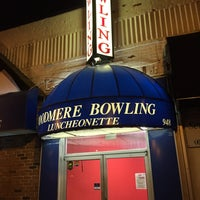 Photo taken at Woodmere Lanes by Nate F. on 11/28/2014